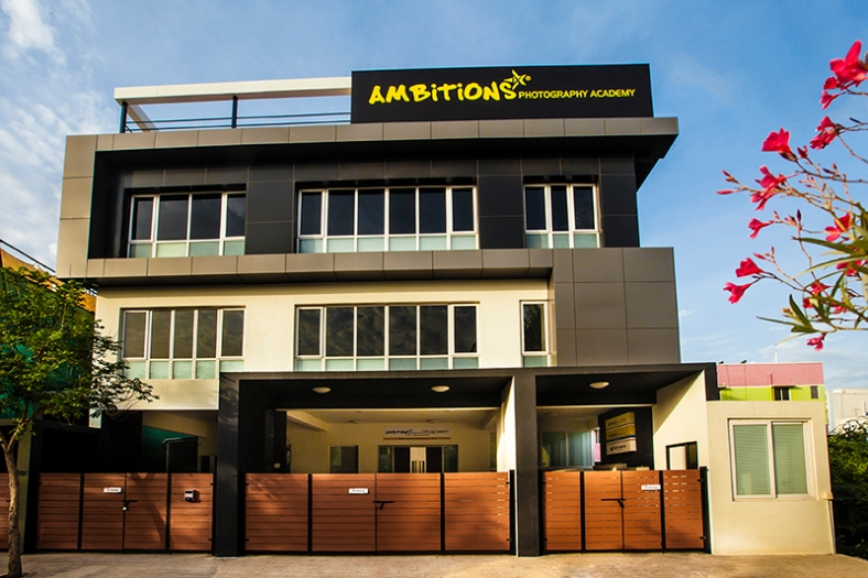 Ambitions4 exterior