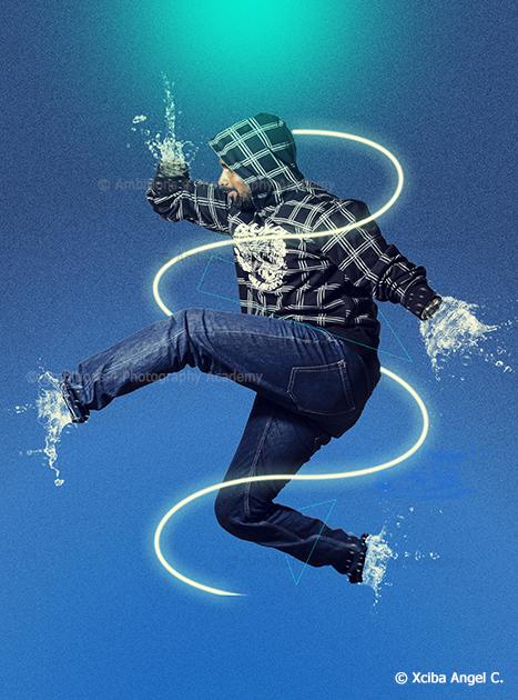 Splash Dance!