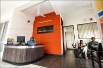 Reception – Waiting lounge - Team B