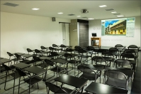 Theory class room at Ambitions 4 Photography Academy