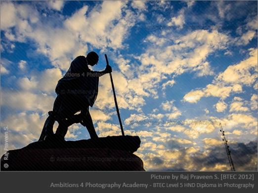 Gandhi - Raj Praveen S.