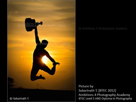 Guitar hero - Sabarinath T