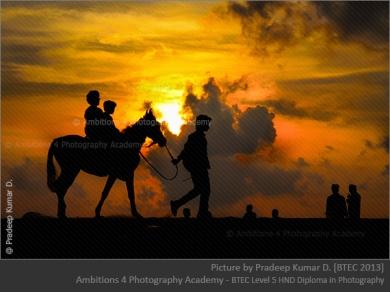 Horse ride - Pradeep Kumar D.