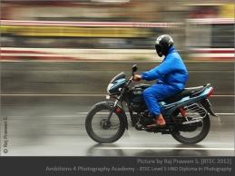 Motocyclist