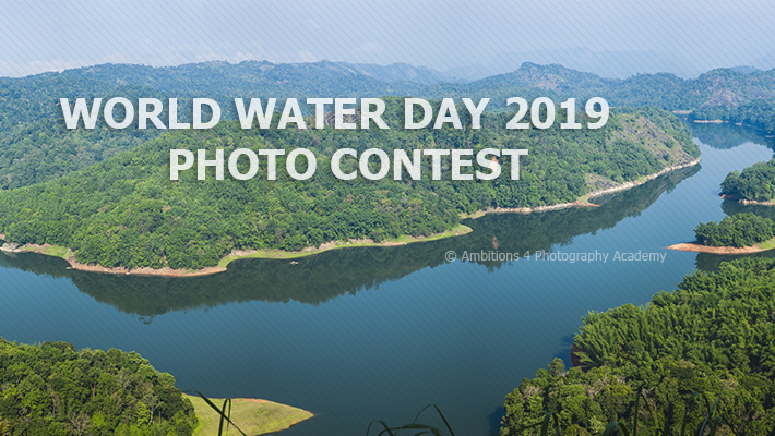 WORLD WATER DAY 2019  PHOTO CONTEST