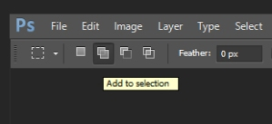 add selection
