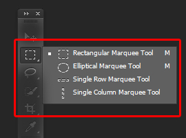 marquee tools